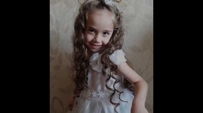 Самые длинные волосы у ребенка в 5 лет
