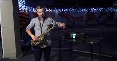 Наибольший диапазон нот сыгранных на саксофоне