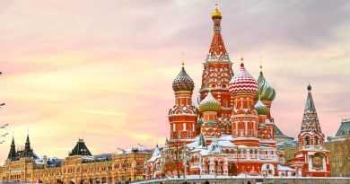 40 интересных фактов о России
