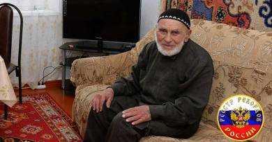Самый старый человек в мире