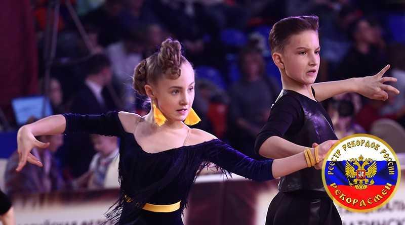 Наибольшее количество набранных очков в танцевальном спорте за 1 год
