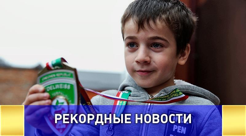 Рахим Куриев стал самым юным почетным гражданином Чечни
